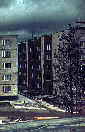 Сивко 2, Пушкина 14