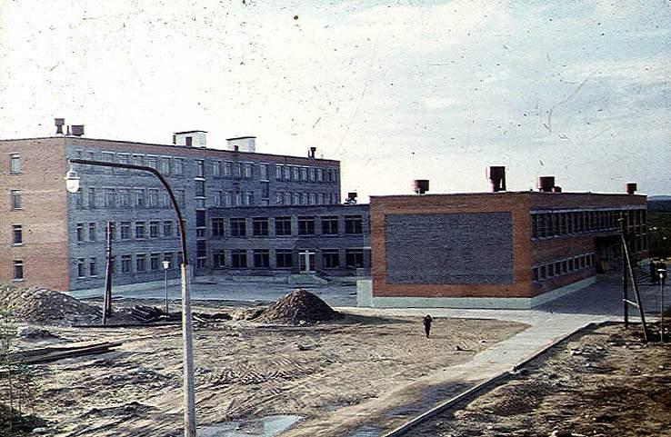 Школа №12 (сейчас №3)